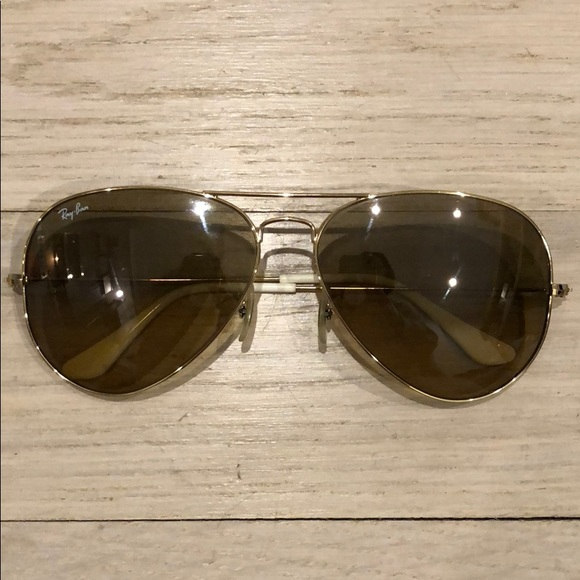 32ef260f08 Ray-Ban Oversized Aviator Sunglasses. M 5a762d12a4c4857d8c36830a. Other  Accessories ...
